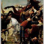 Joseph Weerts (1846-1927), Mort de Bara, 1880