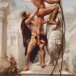 170px-Sack_of_Rome_by_the_Visigoths_on_24_August_410_by_JN_Sylvestre_1890